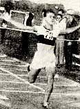 Николай Баранов был не только хорошим футболистом,но и чемпионом СССР в беге на 800 метров