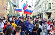 Fans of the World Cup in Moscow (41)