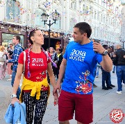 Fans of the World Cup in Moscow (36)