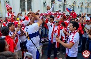 Fans of the World Cup in Moscow (15)