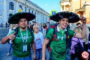 Fans of the World Cup in Moscow (5)