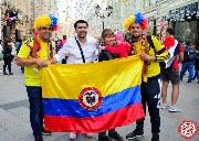 Fans of the World Cup in Moscow (49)