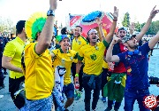 Fans of the World Cup in Moscow (3)