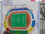 """""""Центральный стадион """", трамвай 9. Столица Республики Татарстан - Казань - находится на расстоянии 797."""