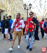 Fans of the World Cup in Moscow (30)