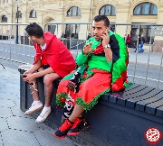Fans of the World Cup in Moscow (1)
